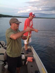 mish1100 fishing family