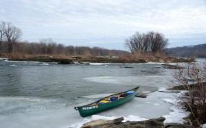 redndragon canoe ice