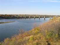 saskatchwan river