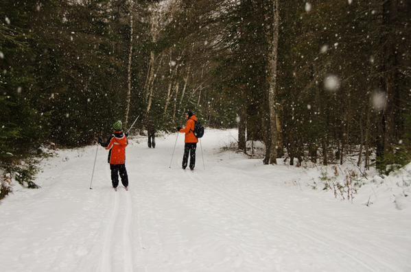 @LesyaBudna skiing